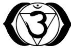 indigo chakra symbol