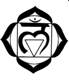 red chakra symbol